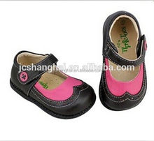 2015 HOT selling turkish shoes genuine leather baby shoe footwear&kids shoe roller skating