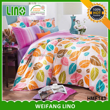 bedding set hotel printed quilt/comforter sets/children's bedding sets