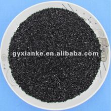 anthracite filter material of 80%min fixed carbon in different size for water treatment