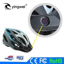 2015 hot sell newest sports helmet biker helmet with built in camera CE/ROHS