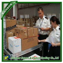 Reliable Custom clearance agent dongguan for import commodity