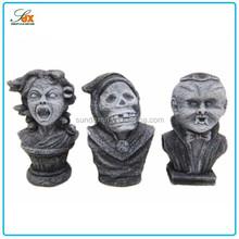 Custom Mini Resin Halloween Demon Gift / Resin Demon Holiday Gift Statue