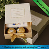 Hot sale !!! drawer paper box for chocolate packaging