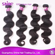 4oz 7a brazilian virgin hair high quality hair jewelry bundles
