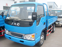 New Condition diesel type 4*2 JAC light truck/cargo truck with LOW PRICE