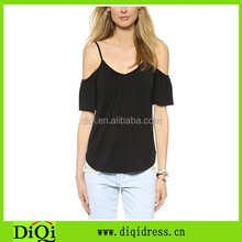 black 2014 fashion sex xll tshirt sex t shirt sex women wear wholesaler in china