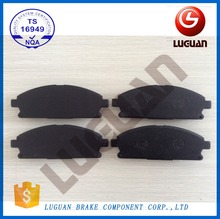 brake pads Semi-metallic A-450WK China factory for Q45