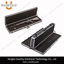best selling long rifle aluminum case with custom foam insert for us/europe