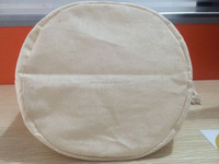 2015 Wholesale Factory Supplier Round Canvas Bag