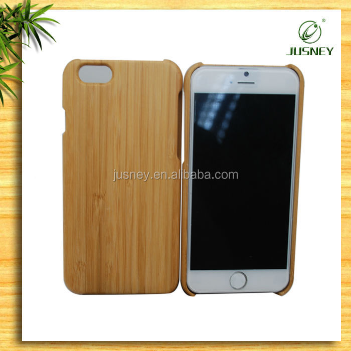 Factory handmade wooden for iphone6 case/for iphone6 cover/bamboo cases for iphone 6