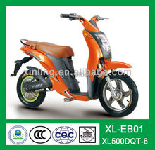 ELECTRIC SCOOTER XL500DQT-6