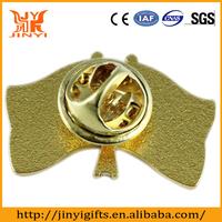 fashion metal badge/enamel laser badge wedding gift