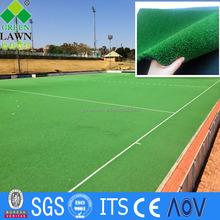 Multi-function sport artificial grass cricket mats for basketball /tennis court decor