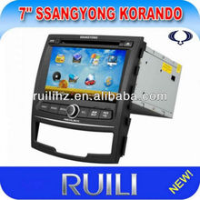 Fashionable Car DVD Player with RDS/IPOD