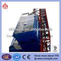 Multilift de la construcción de elevación con CE y ISO9001 aprobado