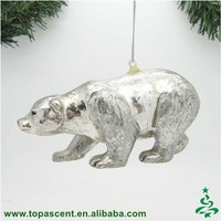 popular glass hand painted christmas ornament crafts provided by trade assurance supplier in China