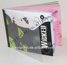 Pvc cover Note Book