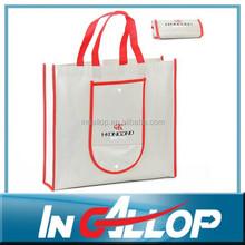 100gsm foldable non woven shopping bag