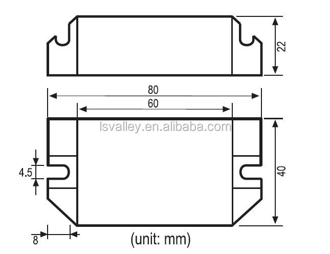 18w t5 electronic ballast for wholesale buy 18w electronic ballast t5 electronic ballast