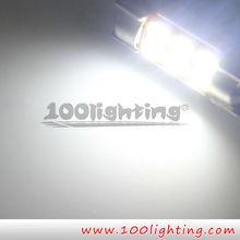 LED BULB Festoon C5W CANBUS 6 LED 5730SMD led car light factory offer best price 3 days delivery