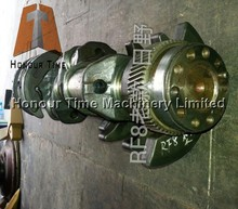 The old model used original RF8 engine Crankshaft for Excavator Engine Parts
