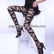 High Quality Sheer Pantyhose Essential Fashion Solid Color Leg Avenue Retro Geometric Tattoo Sexy Glossy Winter Tights