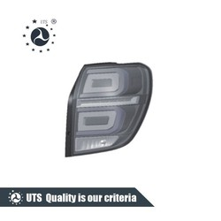Auto lighting system refit smoke style tail light for chevrolet captiva