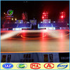 PVC material flooring rolling used basketball floor for sale