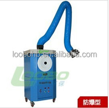 Industrial fume extraction and air purifier