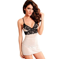 Dear Lover Hot Sale Women Sexy Nighty Dress Lingerie
