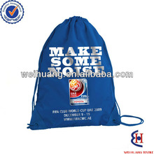 client customized cheap custom drawstring bags
