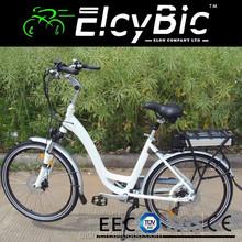 2015 new city 28 inch li-ion battery electric bike on sale(E-TDF039AX white)