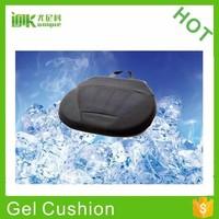cooling car seat cushion,cooling drive disperse pressure memory foam cushion