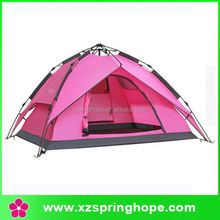 Luxury family camping tent/new products camping car family camping tents for 6 person