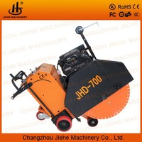 High quality auto concrete road cutter,Kohler engine(JHD-700)