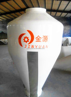 Hot salling! Best manufacture of Frp feed silo for poultry farming