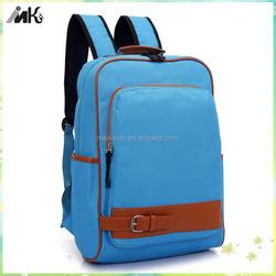 Trendy girls school bag leisure bags for fashion school backpack 2015