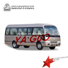 China brand coaster type 18 seat mini bus for sale