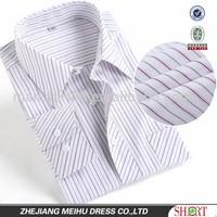 Multi color formal dress new design for men president cutaway collar man shirt