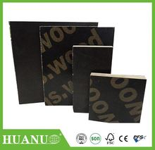 scaffoding plank building material,rubber wood board,best prices film faced plywood
