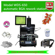 Semi auto BGA Rework Station Price! cell phone repair workstation WDS-650 touch screen mobile phone repair tools