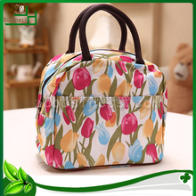 lady's fashion makeup bag with compartments