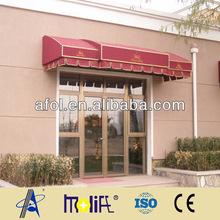 Zhejiang AFOL Brand WINDOWS Aluminium Swing Window Storm Glass Window