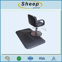 hot sale hairdressing mat/hair salon beauty mat/hair stylist mats