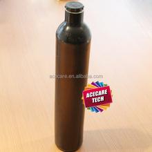 0.5L-300bar aluminum alloy C02 cylinder