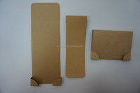 2015 Small Brown Kraft Paper Box Packaging For Sticky Notes