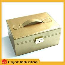 hot-sale custom design unique PU leather box making case sealer