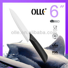 Home Kitchen Shark Handle Series Ceramic Fast Knife