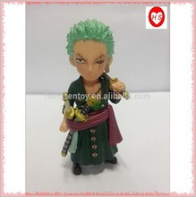 plastic japanese cartoon figures/ custom kids toys/ plastic toy manufacturer in China