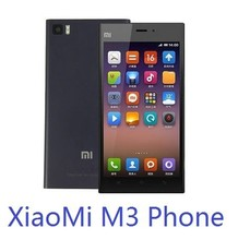 Original xiaomi M3/mi3 phone Quad-Core 2.3GHz 2GB RAM 16GB ROM 13.0MP+2.0MP camera